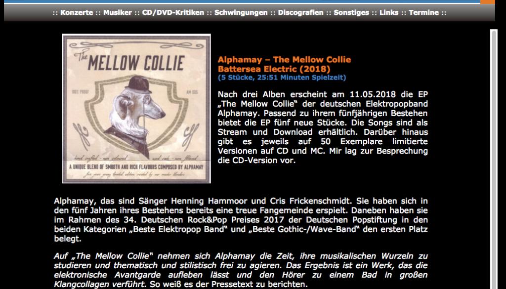 MusikZirkus Magazin: Ein gelungenes Jubiläumsgeschenk, bei dem sich ...