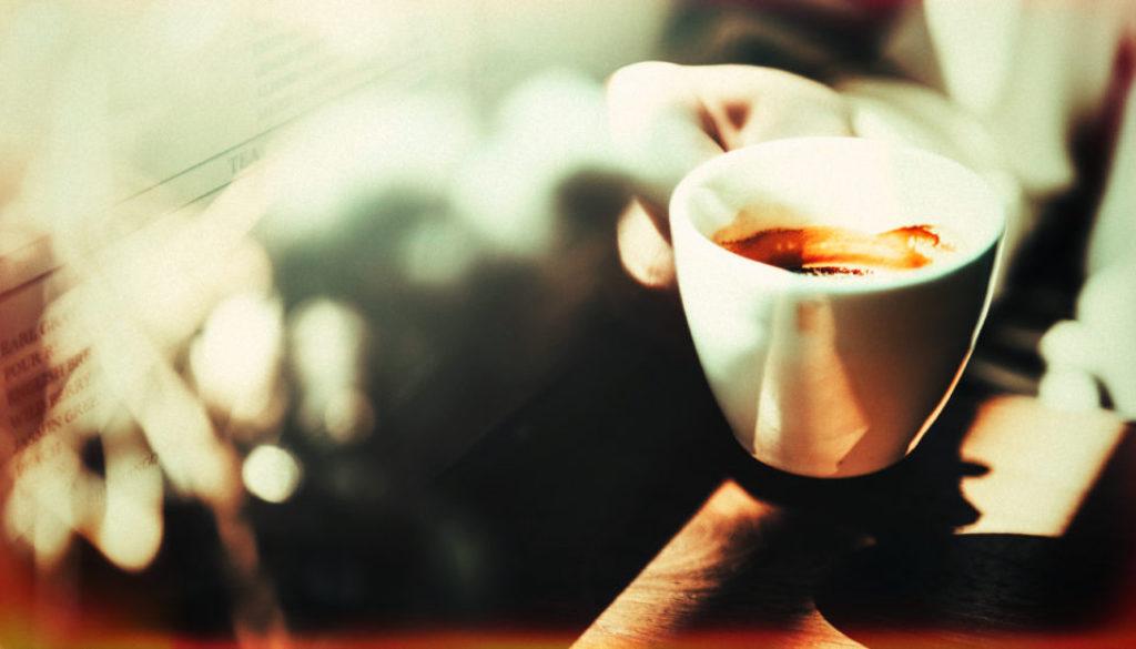 Coffee Cup Cappoccino Restaurant Coffee Shop Concept
